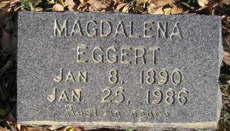 EGGERT, MAGDALENA - Miner County, South Dakota | MAGDALENA EGGERT - South Dakota Gravestone Photos