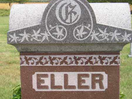 ELLER, FAMILY STONE - Miner County, South Dakota | FAMILY STONE ELLER - South Dakota Gravestone Photos