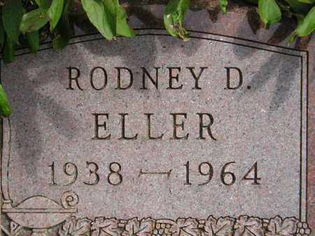 ELLER, RODNEY D. - Miner County, South Dakota | RODNEY D. ELLER - South Dakota Gravestone Photos