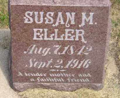 ELLER, SUSAN M. - Miner County, South Dakota | SUSAN M. ELLER - South Dakota Gravestone Photos