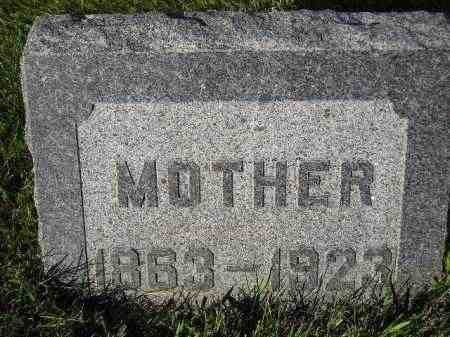 FEENY, CATHERINE - Miner County, South Dakota | CATHERINE FEENY - South Dakota Gravestone Photos