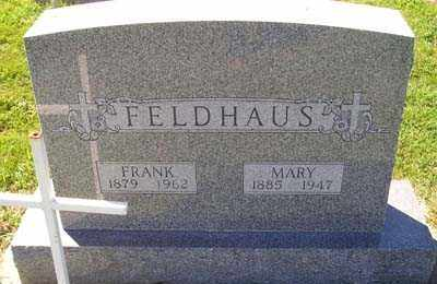 FELDHAUS, MARY ANN - Miner County, South Dakota | MARY ANN FELDHAUS - South Dakota Gravestone Photos