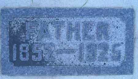 FELDHAUS, JOHN SR. - Miner County, South Dakota   JOHN SR. FELDHAUS - South Dakota Gravestone Photos