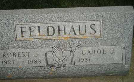 SHERMAN FELDHAUS, CAROL JEAN - Miner County, South Dakota | CAROL JEAN SHERMAN FELDHAUS - South Dakota Gravestone Photos