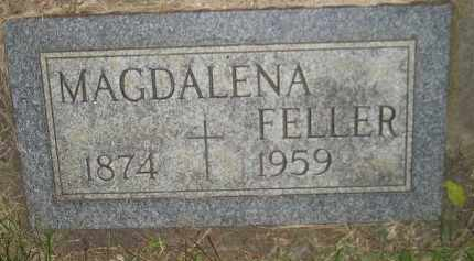 FELLER, MAGDALENA - Miner County, South Dakota | MAGDALENA FELLER - South Dakota Gravestone Photos