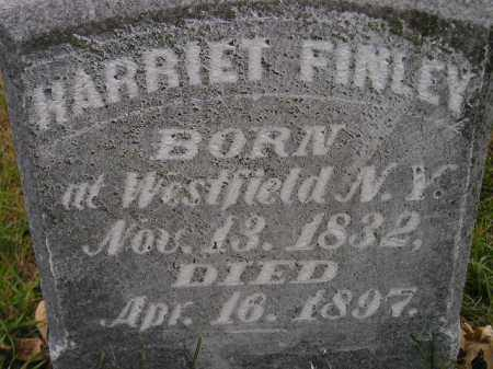 FINLEY, HARRIET - Miner County, South Dakota | HARRIET FINLEY - South Dakota Gravestone Photos
