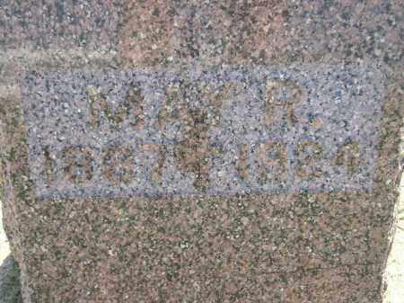 FINLEY, MAY R. - Miner County, South Dakota | MAY R. FINLEY - South Dakota Gravestone Photos