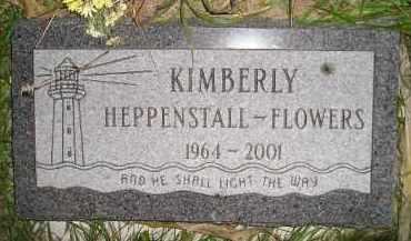 FLOWERS, KIMBERLY - Miner County, South Dakota | KIMBERLY FLOWERS - South Dakota Gravestone Photos