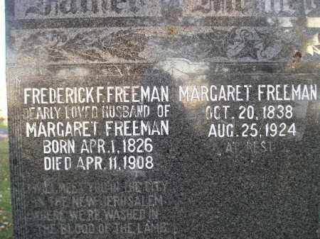 FREEMAN, FREDERICK - Miner County, South Dakota | FREDERICK FREEMAN - South Dakota Gravestone Photos