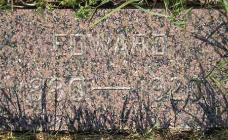 FRILAND, EDWARD - Miner County, South Dakota | EDWARD FRILAND - South Dakota Gravestone Photos
