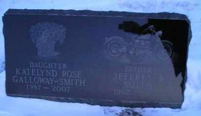 SMITH, JEFFREY B. - Miner County, South Dakota | JEFFREY B. SMITH - South Dakota Gravestone Photos