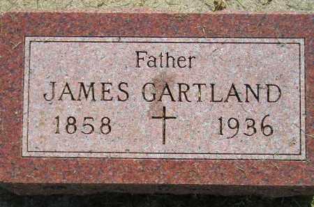 GARTLAND, JAMES - Miner County, South Dakota | JAMES GARTLAND - South Dakota Gravestone Photos
