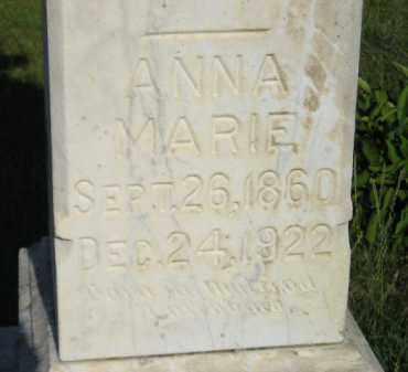 GASPARD, ANNA MARIE - Miner County, South Dakota | ANNA MARIE GASPARD - South Dakota Gravestone Photos