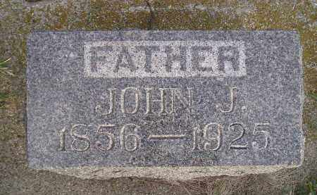 GOSMIRE, JOHN J. - Miner County, South Dakota | JOHN J. GOSMIRE - South Dakota Gravestone Photos