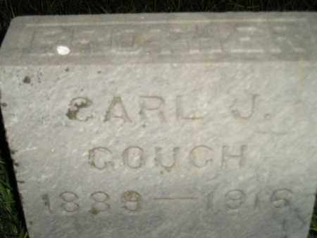 GOUGH, CARL J. - Miner County, South Dakota | CARL J. GOUGH - South Dakota Gravestone Photos