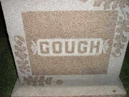 GOUGH, FAMILY STONE - Miner County, South Dakota | FAMILY STONE GOUGH - South Dakota Gravestone Photos