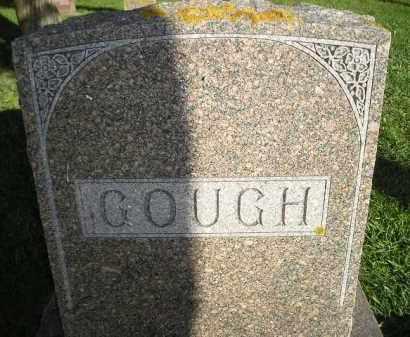 GOUGH, FAMILY STONE - Miner County, South Dakota   FAMILY STONE GOUGH - South Dakota Gravestone Photos