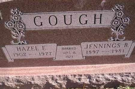 GOUGH, JENNINGS R. - Miner County, South Dakota | JENNINGS R. GOUGH - South Dakota Gravestone Photos