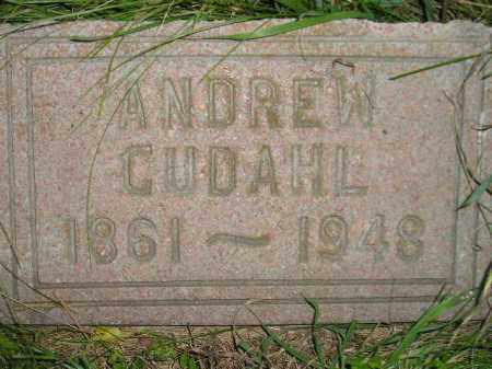 GUDAHL, ANDREW - Miner County, South Dakota | ANDREW GUDAHL - South Dakota Gravestone Photos