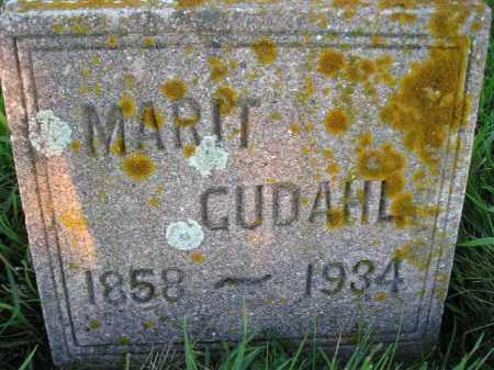 GUDAHL, MARIT - Miner County, South Dakota | MARIT GUDAHL - South Dakota Gravestone Photos