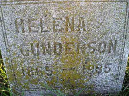 GUNDERSON, HELENA - Miner County, South Dakota | HELENA GUNDERSON - South Dakota Gravestone Photos