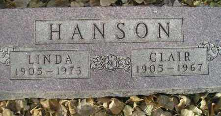 HANSON, LINDA - Miner County, South Dakota | LINDA HANSON - South Dakota Gravestone Photos