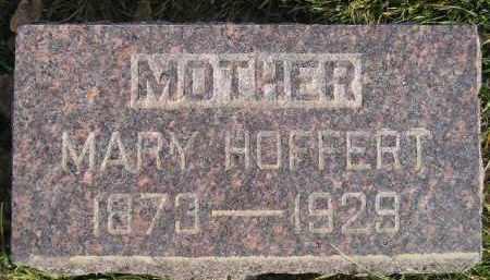 HOFFERT, MARY - Miner County, South Dakota | MARY HOFFERT - South Dakota Gravestone Photos