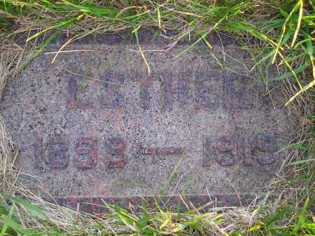 HOLM, ESTHER - Miner County, South Dakota | ESTHER HOLM - South Dakota Gravestone Photos