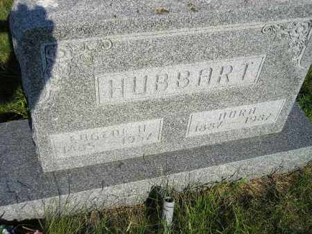HUBBART, NORA - Miner County, South Dakota | NORA HUBBART - South Dakota Gravestone Photos