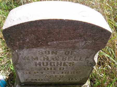 HUGHES, LELAND - Miner County, South Dakota | LELAND HUGHES - South Dakota Gravestone Photos