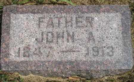 JERLOW, JOHN A. - Miner County, South Dakota | JOHN A. JERLOW - South Dakota Gravestone Photos