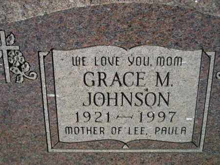 BENDER JOHNSON, GRACE M. - Miner County, South Dakota | GRACE M. BENDER JOHNSON - South Dakota Gravestone Photos