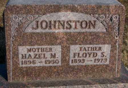 JOHNSTON, FLOYD S. - Miner County, South Dakota | FLOYD S. JOHNSTON - South Dakota Gravestone Photos