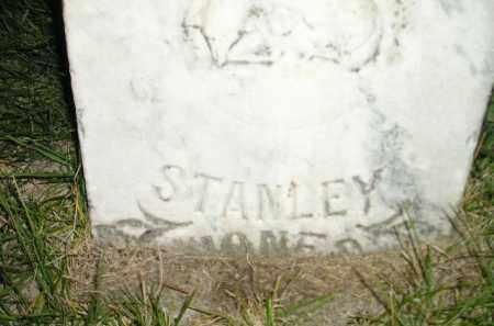 JONES, STANLEY - Miner County, South Dakota | STANLEY JONES - South Dakota Gravestone Photos