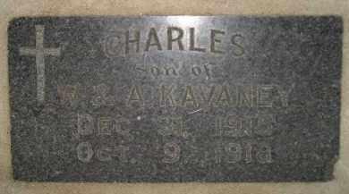 KAVANEY, CHARLES - Miner County, South Dakota   CHARLES KAVANEY - South Dakota Gravestone Photos
