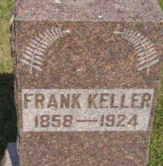 KELLER, FRANK - Miner County, South Dakota | FRANK KELLER - South Dakota Gravestone Photos