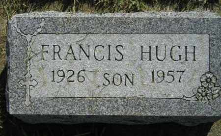 KELLY, FRANCIS HUGH - Miner County, South Dakota | FRANCIS HUGH KELLY - South Dakota Gravestone Photos