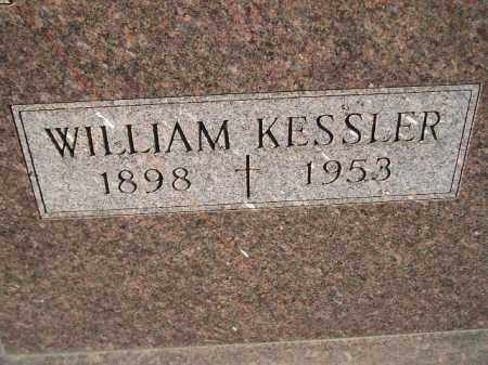 KESSLER, WILLIAM - Miner County, South Dakota | WILLIAM KESSLER - South Dakota Gravestone Photos