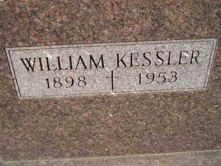 KESSLER, WILLIAM - Miner County, South Dakota   WILLIAM KESSLER - South Dakota Gravestone Photos