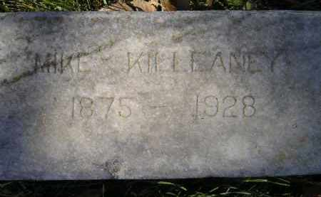KILLEANEY, MIKE - Miner County, South Dakota | MIKE KILLEANEY - South Dakota Gravestone Photos