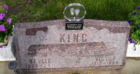 KING, VICTOR - Miner County, South Dakota | VICTOR KING - South Dakota Gravestone Photos