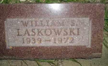 LASKOWSKI, WILLIAM S. - Miner County, South Dakota   WILLIAM S. LASKOWSKI - South Dakota Gravestone Photos