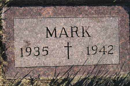 LEIDER, MARK - Miner County, South Dakota | MARK LEIDER - South Dakota Gravestone Photos