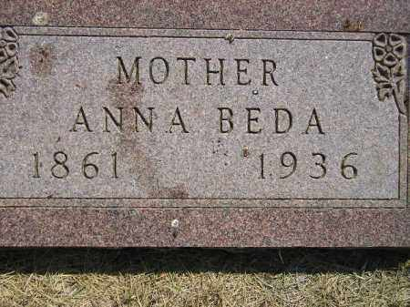 MAGNUSON, ANNA BEDA - Miner County, South Dakota | ANNA BEDA MAGNUSON - South Dakota Gravestone Photos
