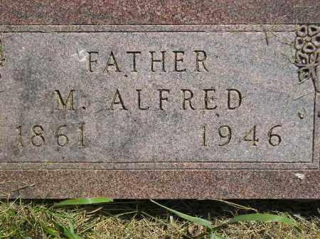 MAGNUSON, M. ALFRED - Miner County, South Dakota | M. ALFRED MAGNUSON - South Dakota Gravestone Photos