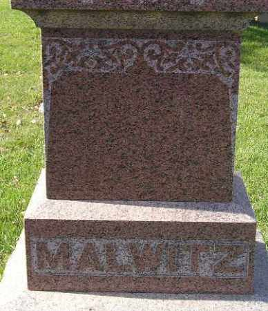 MALWITZ, FAMILY STONE - Miner County, South Dakota | FAMILY STONE MALWITZ - South Dakota Gravestone Photos