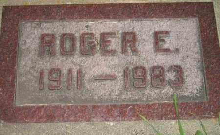MARONEY, ROGER E. - Miner County, South Dakota   ROGER E. MARONEY - South Dakota Gravestone Photos
