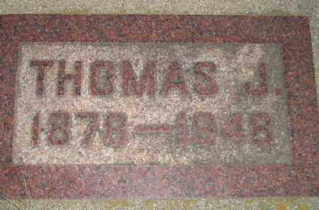 MARONEY, THOMAS J. - Miner County, South Dakota | THOMAS J. MARONEY - South Dakota Gravestone Photos