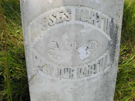 MARTIN, MARY JANE - Miner County, South Dakota | MARY JANE MARTIN - South Dakota Gravestone Photos