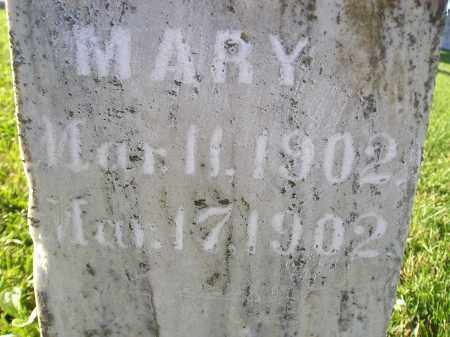 MATHEWS, MARY - Miner County, South Dakota   MARY MATHEWS - South Dakota Gravestone Photos